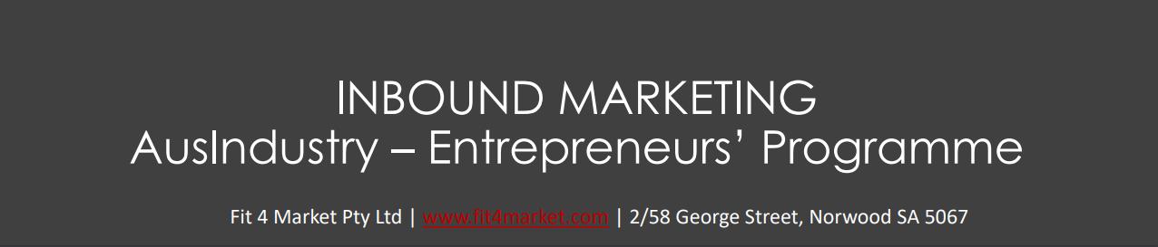 Inbound marketing - The key statistics